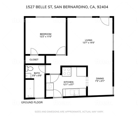 Closed | 1527 Belle  Street San Bernardino, CA 92404 17