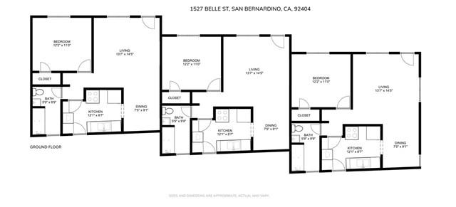 Closed | 1527 Belle  Street San Bernardino, CA 92404 18