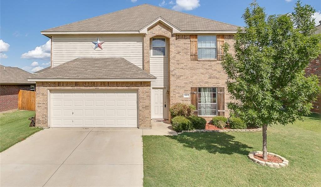Sold Property | 804 Mesquite Drive Burleson, Texas 76028 1