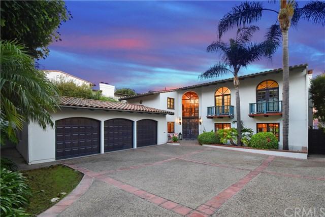 Active   705 Via Del Monte Palos Verdes Estates, CA 90274 0