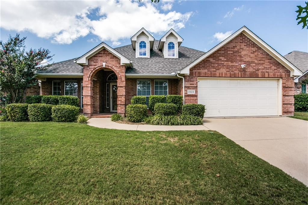 Sold Property | 4524 Embercrest Lane Fort Worth, Texas 76123 1