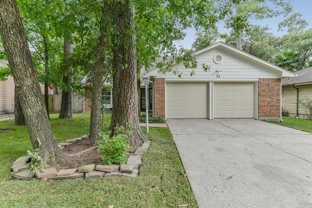 Active   34 S High Oaks  Circle The Woodlands, TX 77380 9