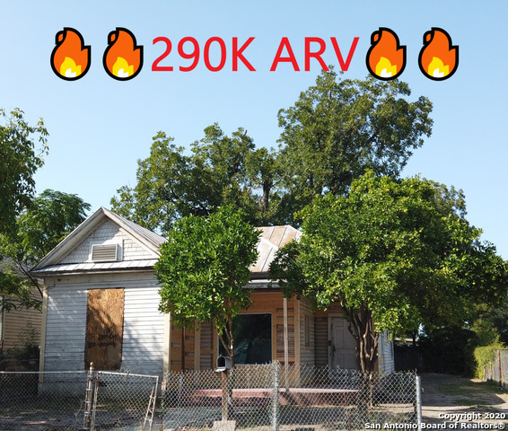 Active | 517 HICKS AVE San Antonio, TX 78210 0