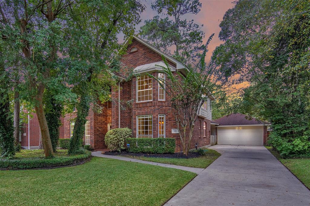 Active | 155 W Sterling Pond Circle The Woodlands, TX 77382 0