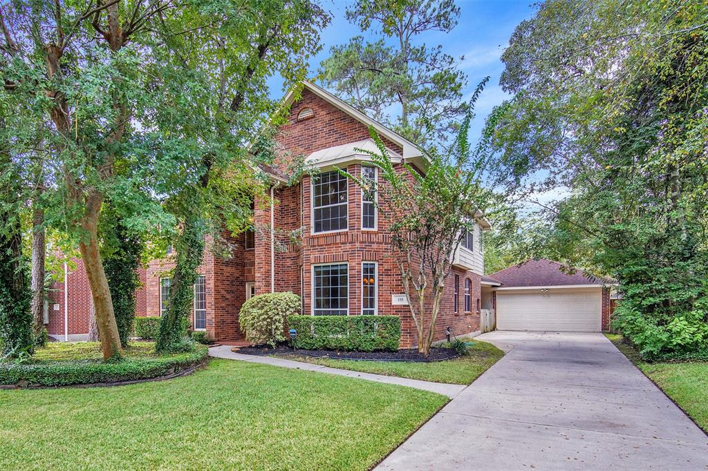Active | 155 W Sterling Pond Circle The Woodlands, TX 77382 1