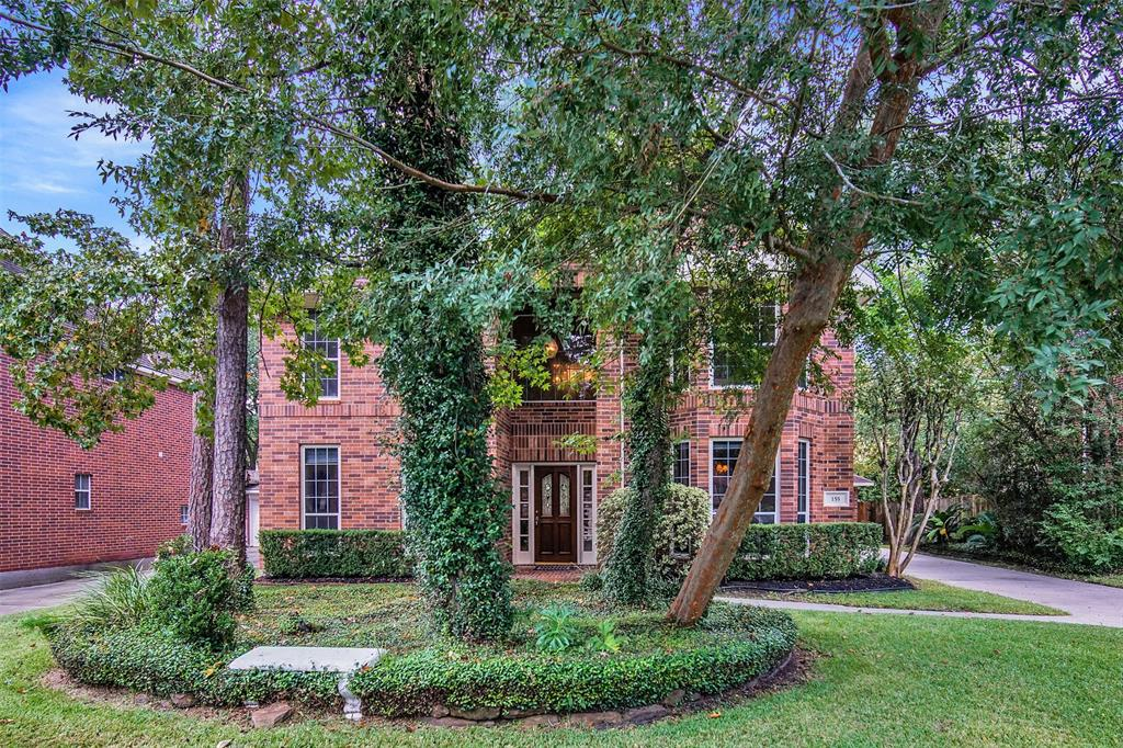 Active | 155 W Sterling Pond Circle The Woodlands, TX 77382 2
