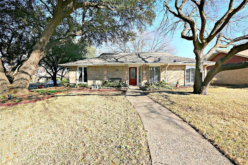 Sold Property | 3025 Kinkaid Drive Dallas, Texas 75220 1
