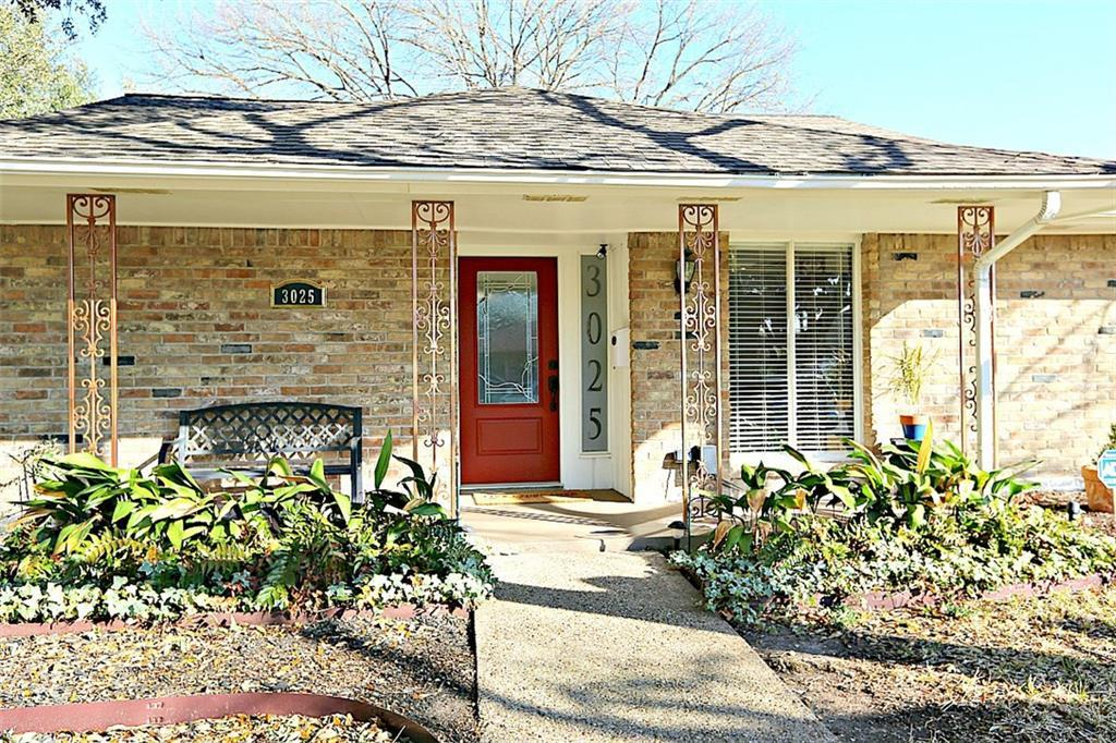 Sold Property | 3025 Kinkaid Drive Dallas, Texas 75220 2