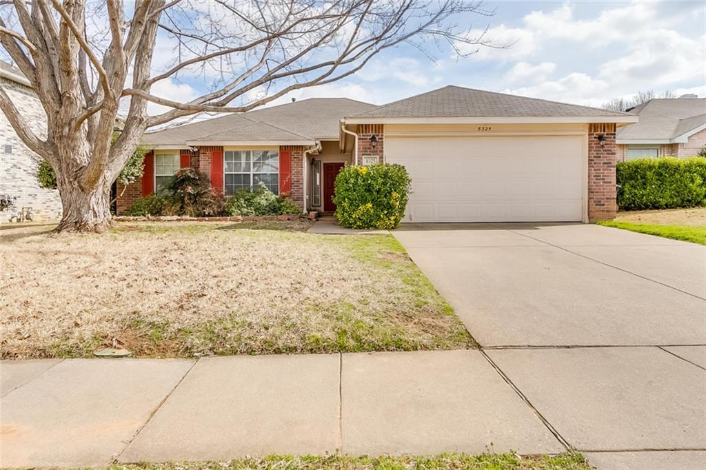 Sold Property | 8325 Clearbrook Drive Fort Worth, Texas 76123 1