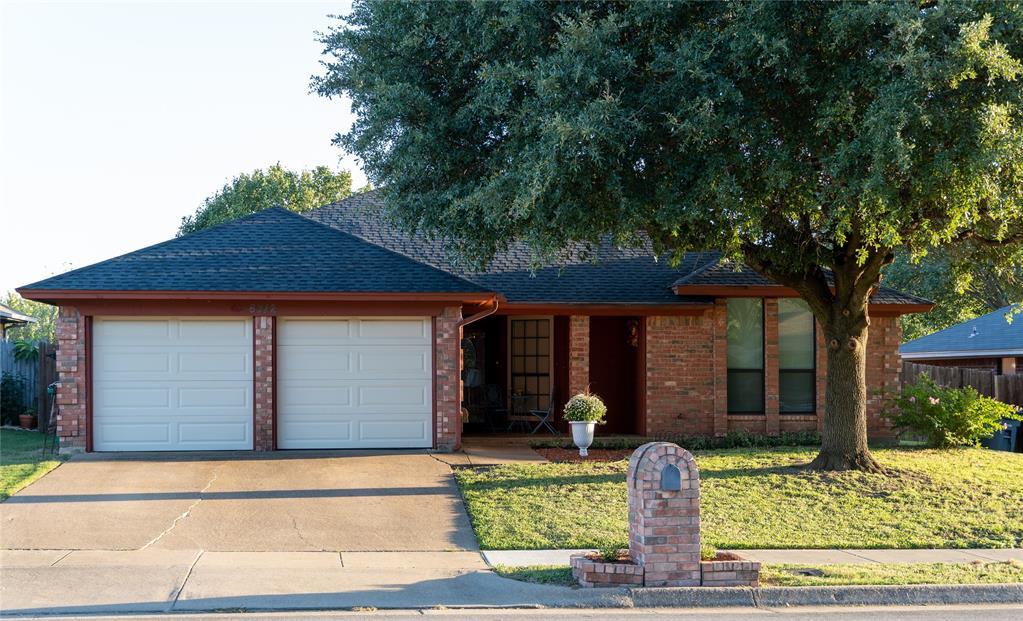 Sold Property | 6312 N Park Drive Watauga, Texas 76148 1