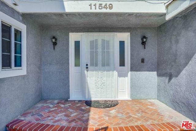 Active   11549 Radley  Street Artesia, CA 90701 6
