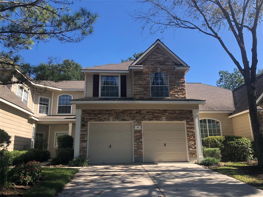 Active | 34 Wintergreen  Trail The Woodlands, TX 77382 0