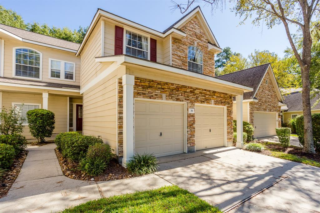 Active | 34 Wintergreen  Trail The Woodlands, TX 77382 1