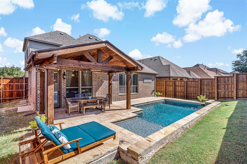 Sold Property | 5541 Fox Chase Lane McKinney, Texas 75071 1