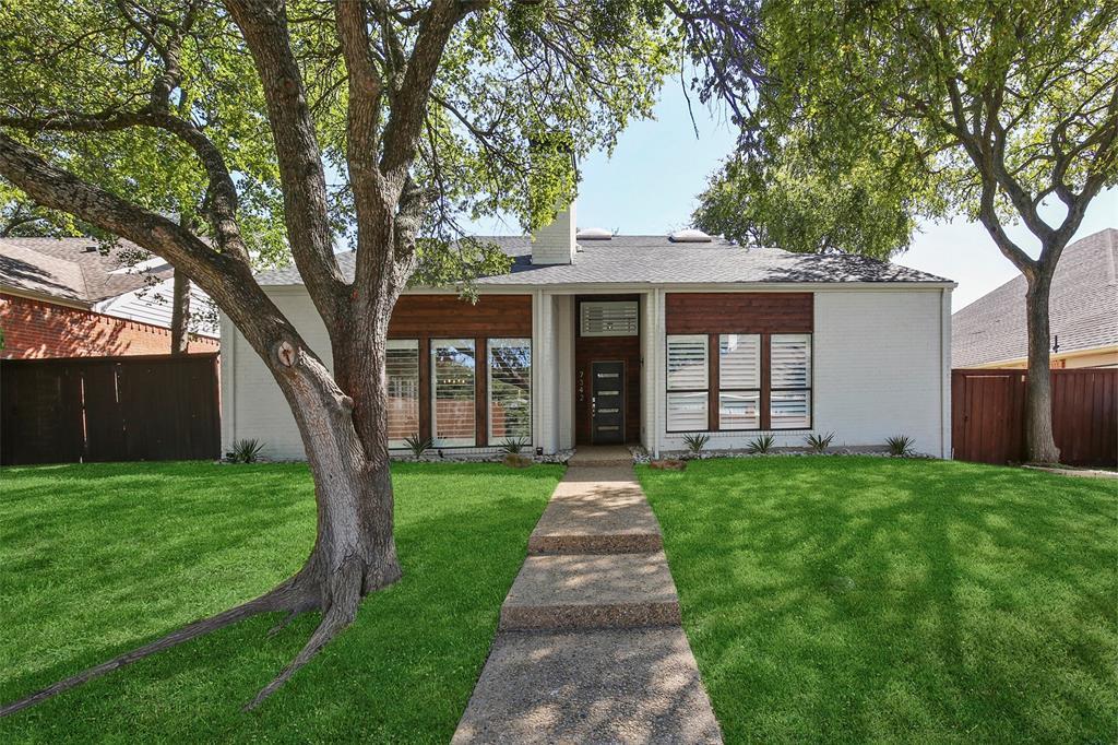 Sold Property | 7342 Highland Glen Trail Dallas, Texas 75248 1
