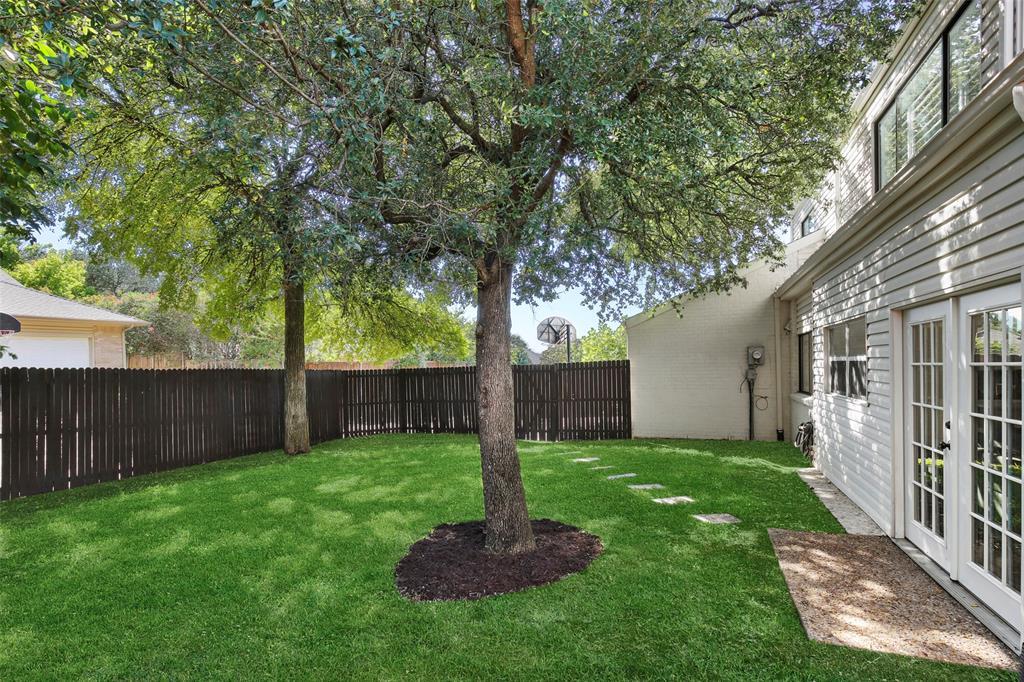 Sold Property | 7342 Highland Glen Trail Dallas, Texas 75248 31
