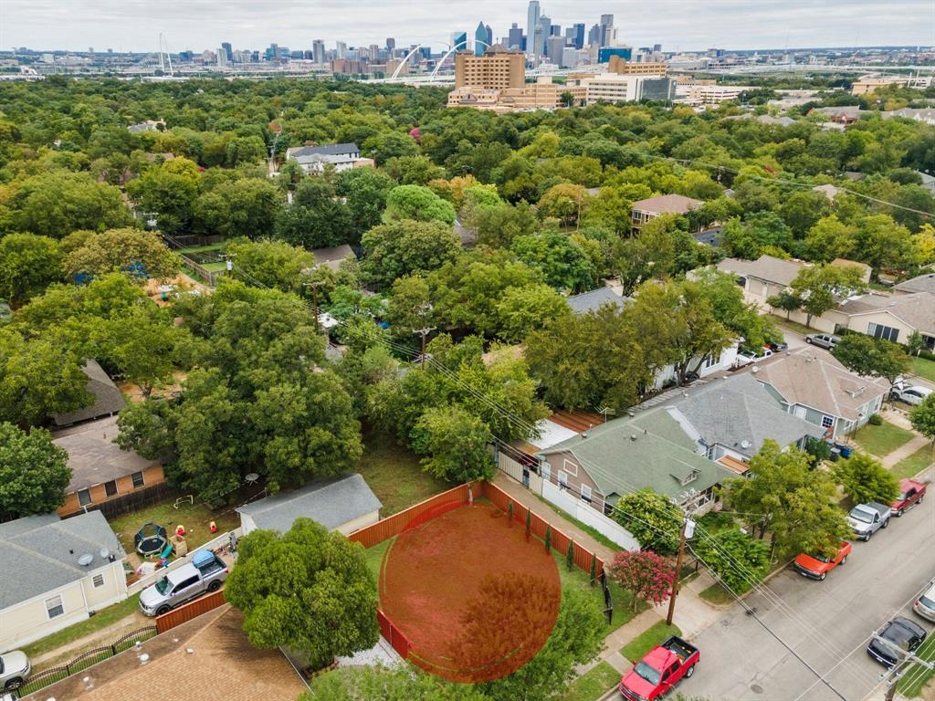 Active Option Contract | 615 Neches  Street Dallas, TX 75208 1