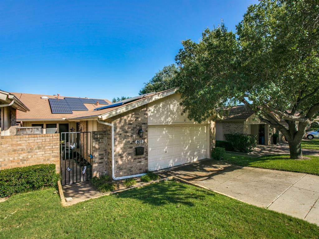 Sold Property | 803 Shady Glen Lane Bedford, Texas 76021 2