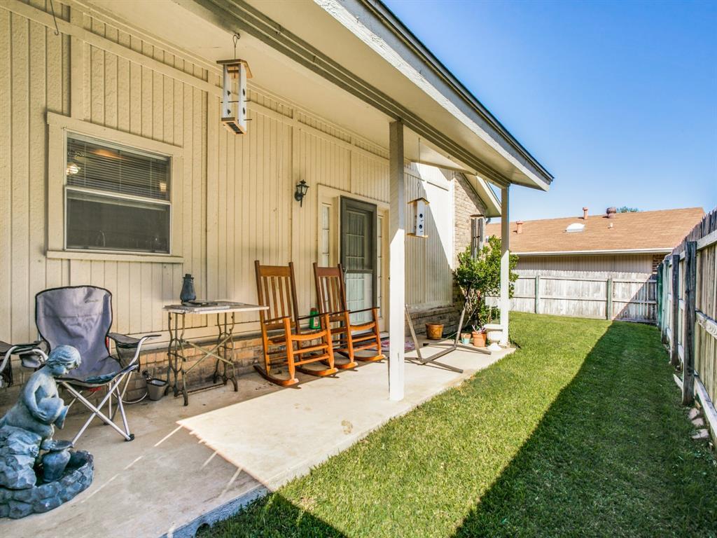 Sold Property | 803 Shady Glen Lane Bedford, Texas 76021 24