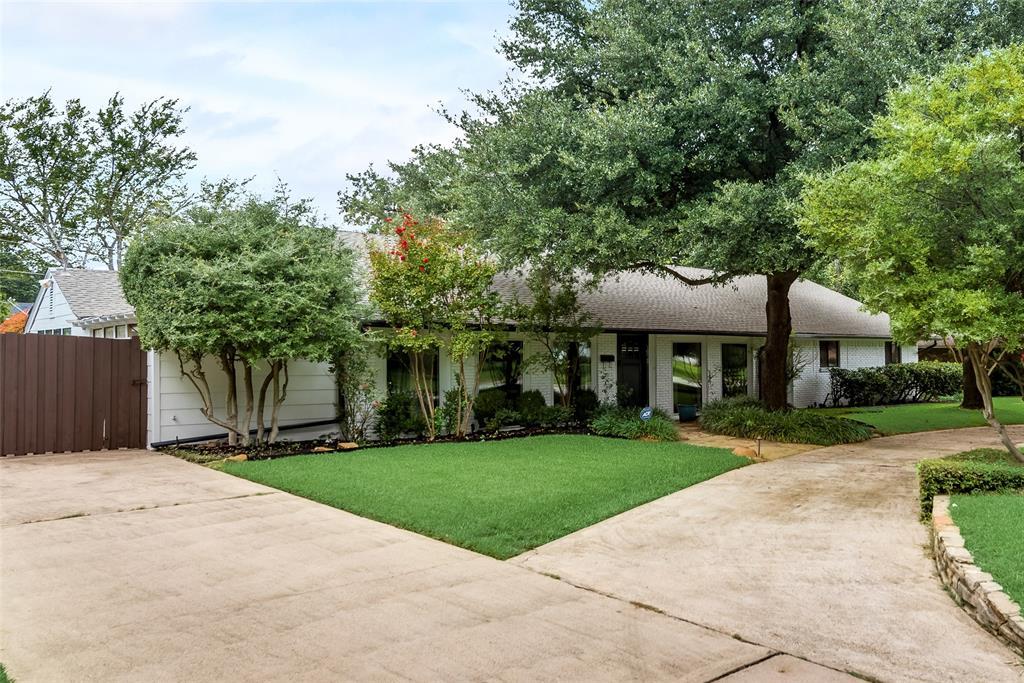 Sold Property   10947 Wonderland  Trail Dallas, TX 75229 1