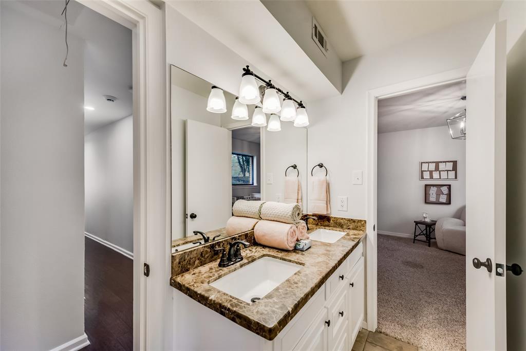 Sold Property   10947 Wonderland  Trail Dallas, TX 75229 20
