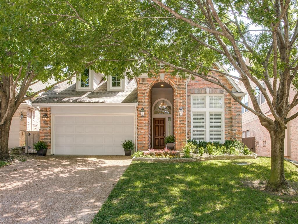 Sold Property | 7936 Glade Hill Court Dallas, Texas 75218 0