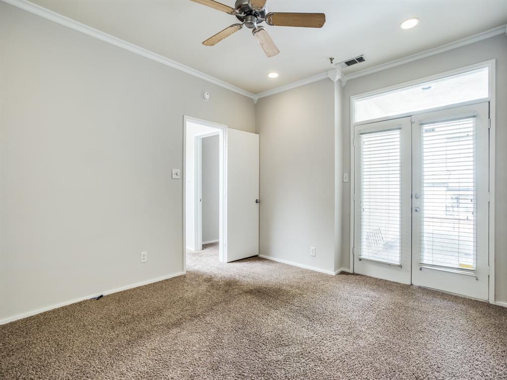 luxury condo uptown dallas | 3906 Buena Vista  Street #15 Dallas, TX 75204 13