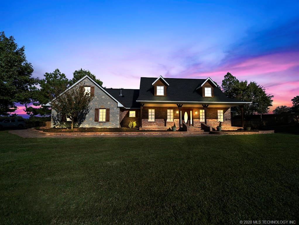 Active | 18405 S 4190 Road Claremore, Oklahoma 74017 1