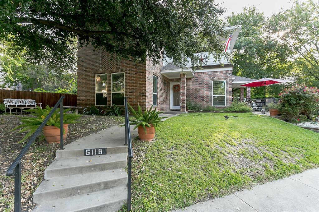 Active | 6119 Hudson  Street Dallas, TX 75206 3