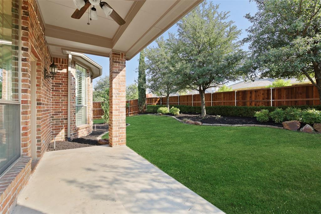 Sold Property | 981 Fox Ridge Trail Prosper, Texas 75078 29