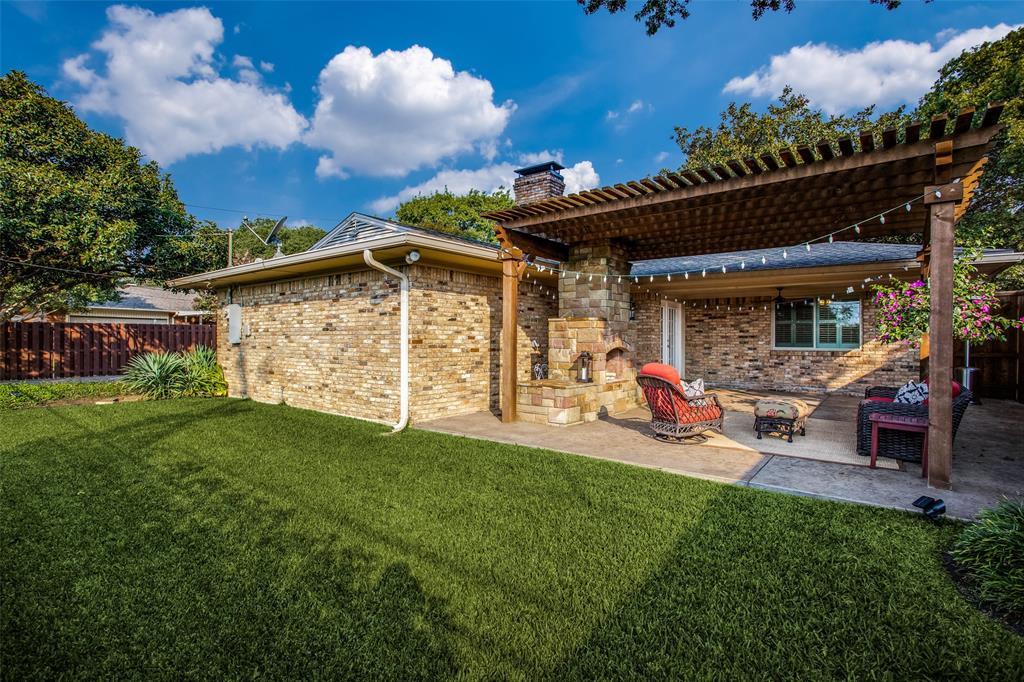 Active Option Contract | 6310 Berwyn  Lane Dallas, TX 75214 25