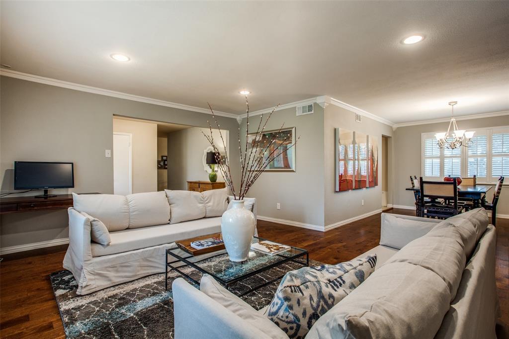 Active Option Contract | 6310 Berwyn  Lane Dallas, TX 75214 4