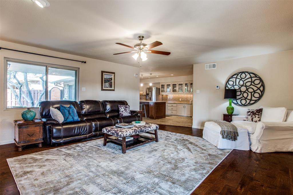 Active Option Contract | 6310 Berwyn  Lane Dallas, TX 75214 7