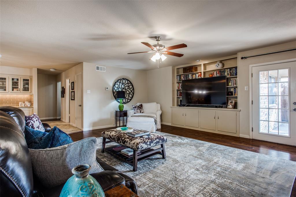 Active Option Contract | 6310 Berwyn  Lane Dallas, TX 75214 8