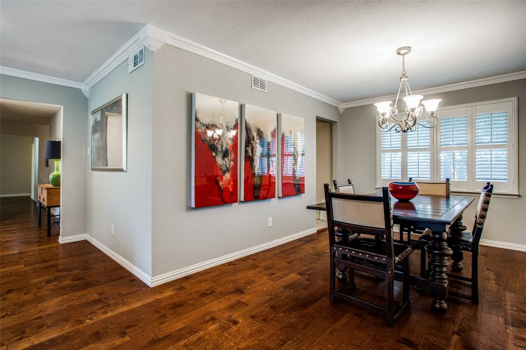 Active Option Contract | 6310 Berwyn  Lane Dallas, TX 75214 9