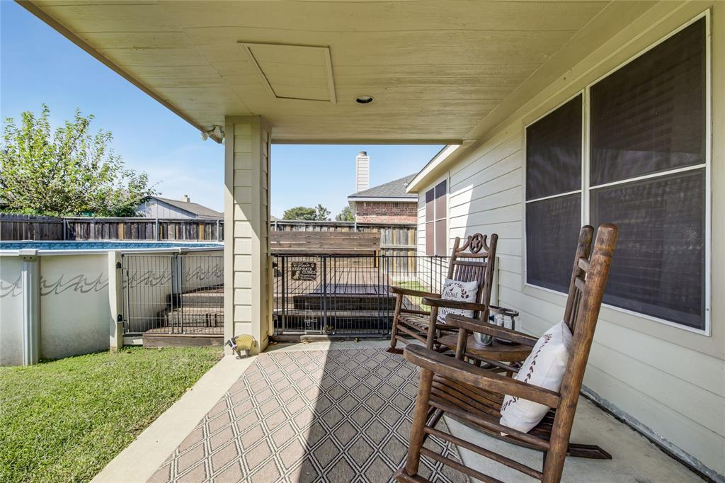 Sold Property | 1017 Rock Springs  Drive Burleson, TX 76028 24