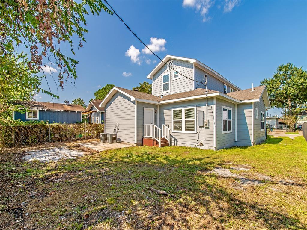 Active | 4430 Rusk  Street Houston, TX 77023 24