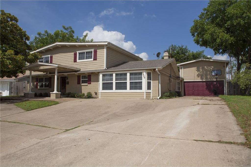 Sold Property   3820 Cresthill Road Benbrook, Texas 76116 1