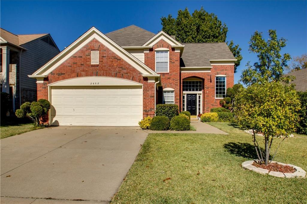 Sold Property | 2608 Country Creek Lane Fort Worth, Texas 76123 0