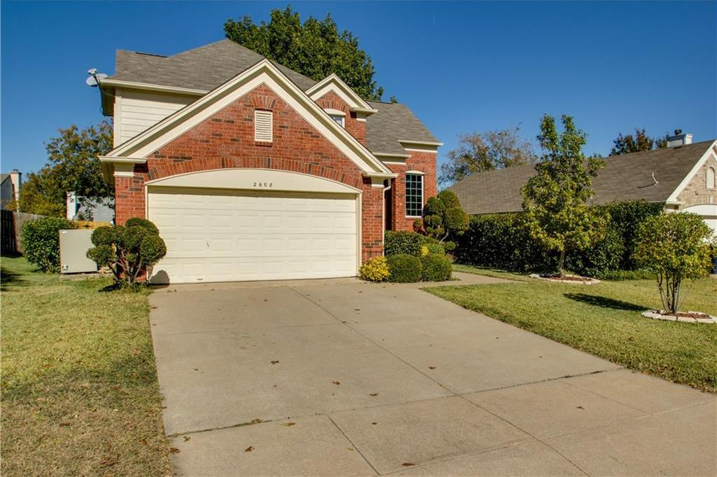 Sold Property   2608 Country Creek Lane Fort Worth, Texas 76123 2