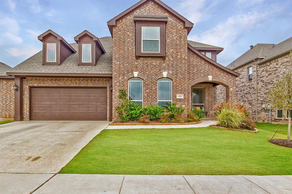 Active Option Contract | 1005 Sagewood  Drive Justin, TX 76247 1