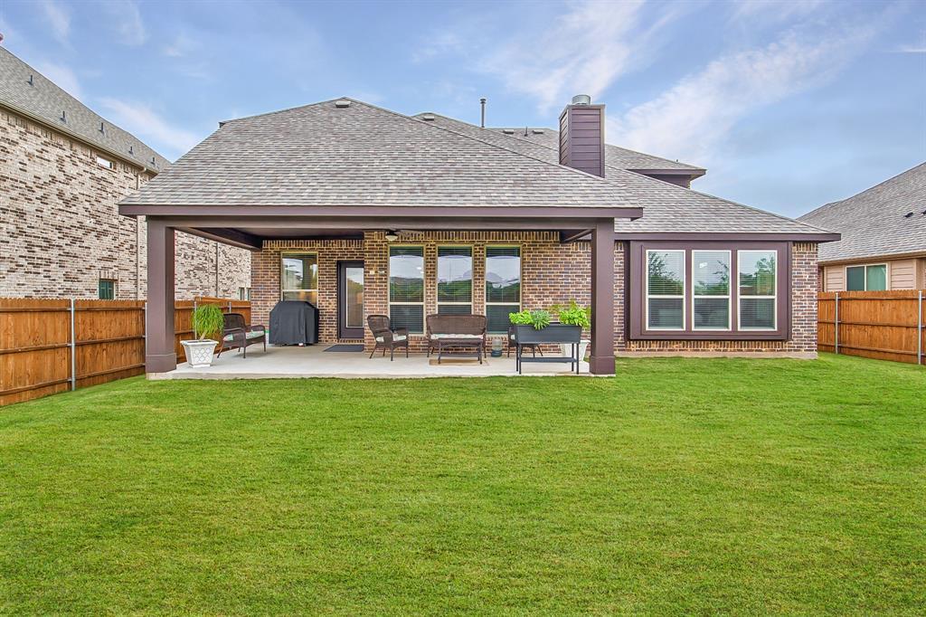 Active Option Contract | 1005 Sagewood  Drive Justin, TX 76247 22