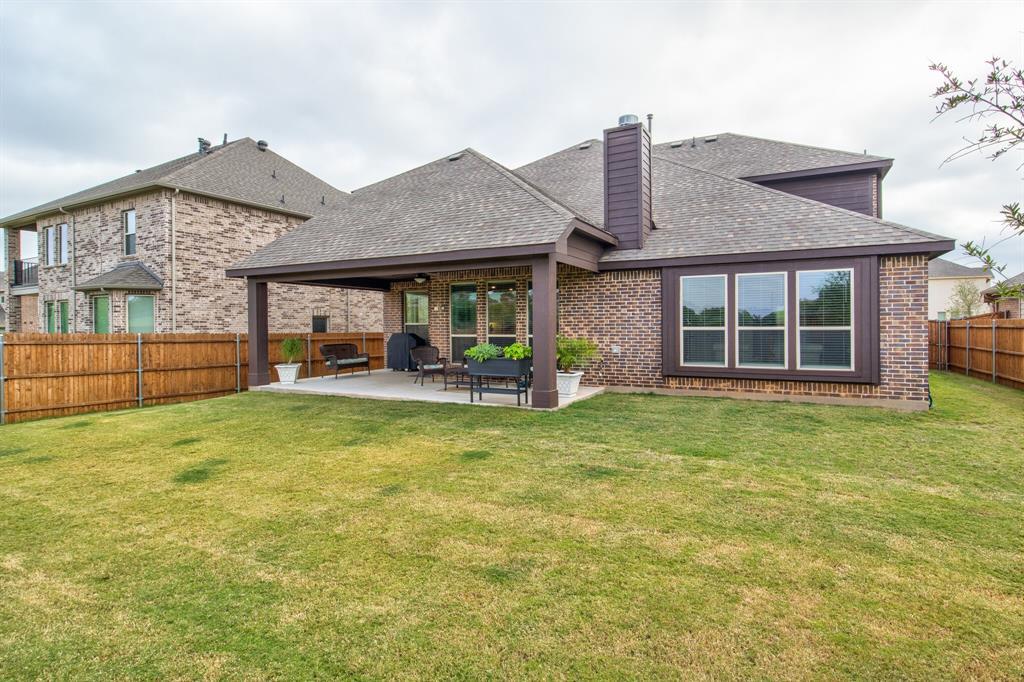 Active Option Contract | 1005 Sagewood  Drive Justin, TX 76247 23