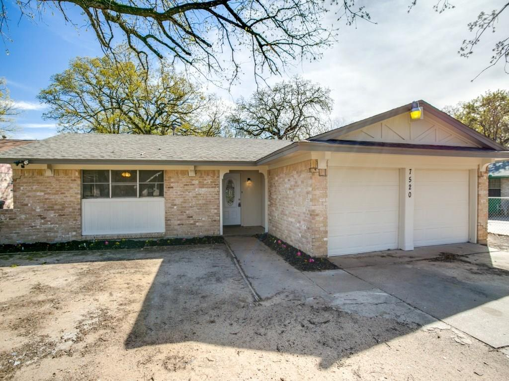 Sold Property | 7520 Gayglen Drive Dallas, Texas 75217 1