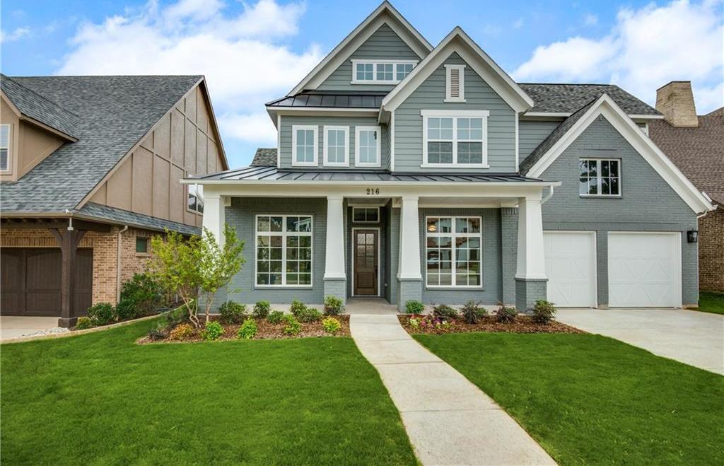 Sold Property   216 Boonesville Bend Argyle, Texas 76226 0