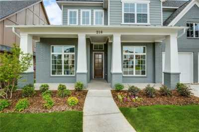 Sold Property   216 Boonesville Bend Argyle, Texas 76226 1
