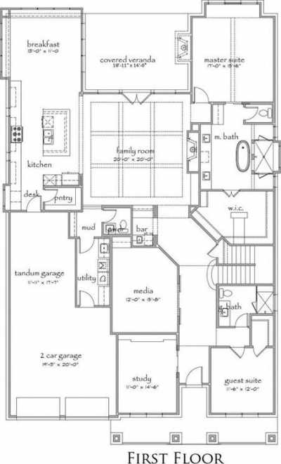 Sold Property   216 Boonesville Bend Argyle, Texas 76226 20