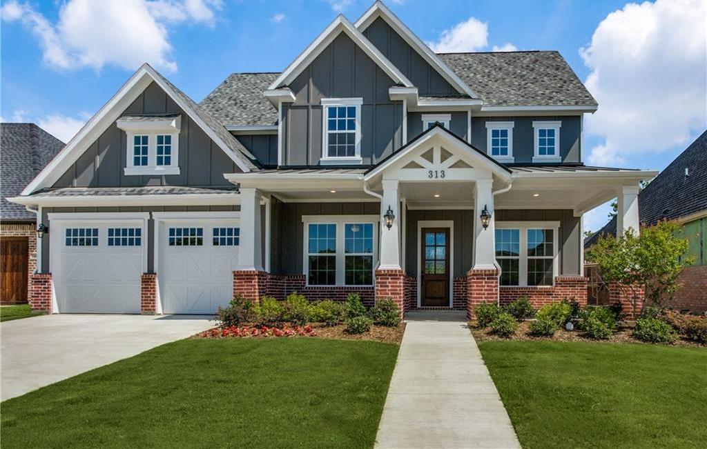 Sold Property | 313 Ellison Trace Argyle, Texas 76226 0