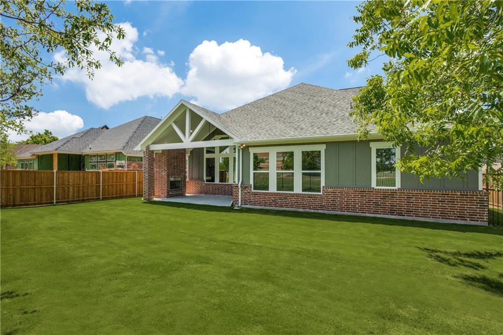 Sold Property | 313 Ellison Trace Argyle, Texas 76226 19