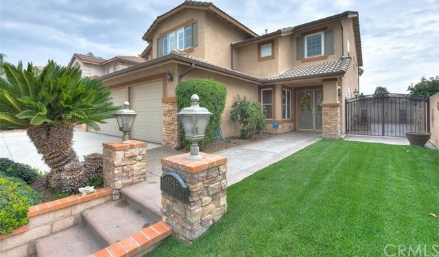 Closed | 15345 Georgetown Lane Chino Hills, CA 91709 1